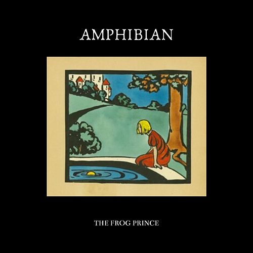 The Frog Prince by amphibian