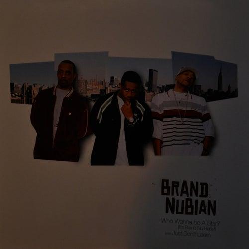 Who Wanna Be A Star? (It's Brand Nu Baby!) (12') de Brand Nubian
