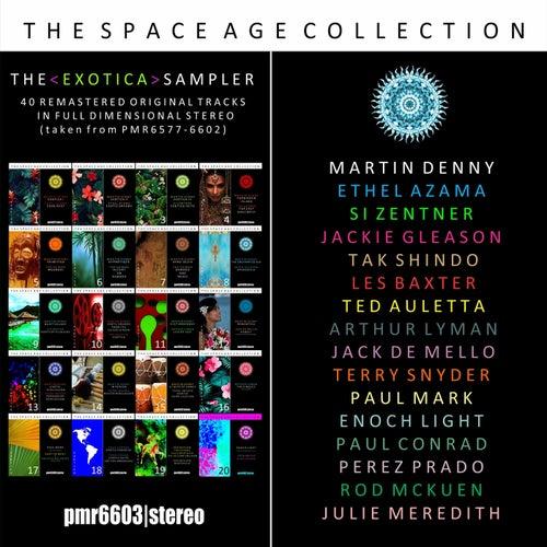 Paraiso (The 'exotica' Sampler) de Various Artists