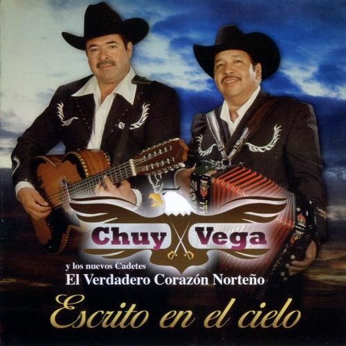 Escrito En El Cielo by Chuy Vega