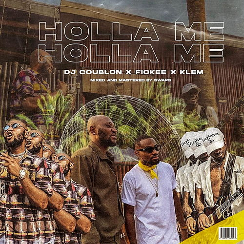 Holla Me by DJ Coublon