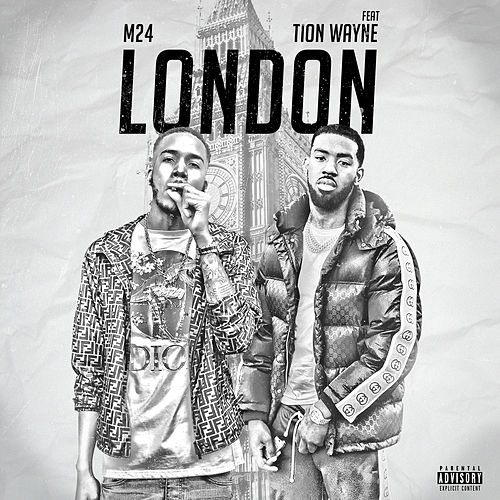 London (feat. Tion Wayne) von M24