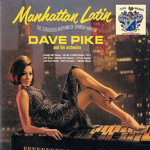 Manhattan Latin von Dave Pike