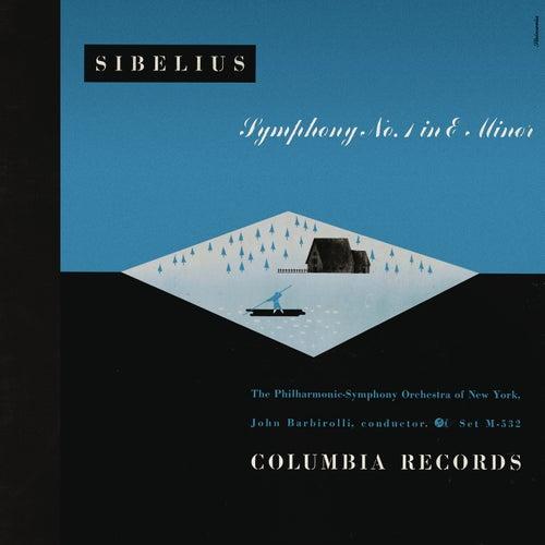 Sibelius: Symphony Nos. 1 & 2 de Sir John Barbirolli