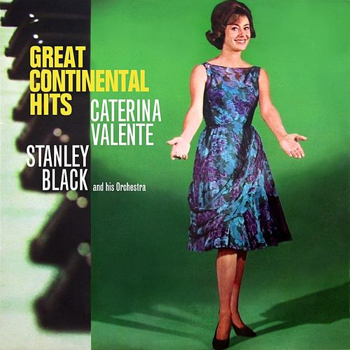 Great Continental Hits by Caterina Valente