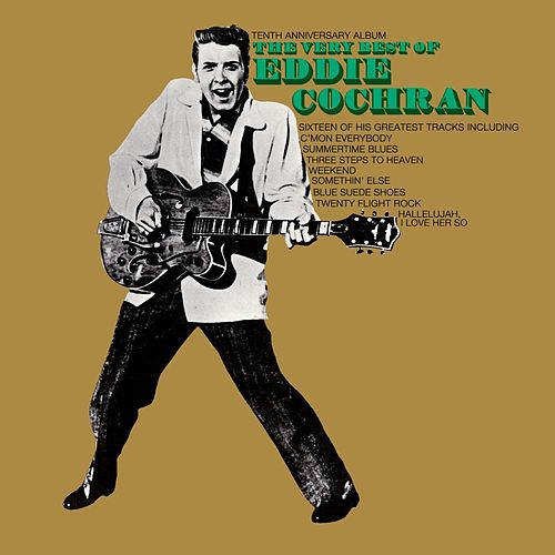The Very Best of Eddie Cochran von Eddie Cochran