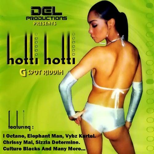 Hotti Hotti Gspot Riddim by Various Artists