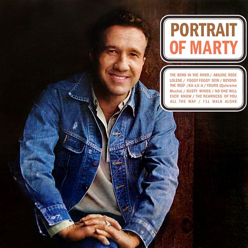 Portrait Of Marty di Marty Robbins