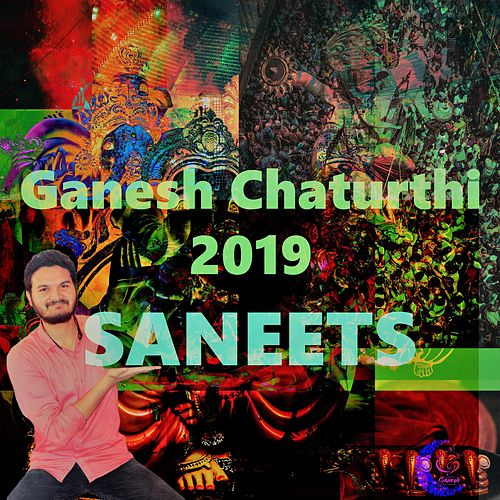 Ganesh Chaturthi 2019 by Saneet S More