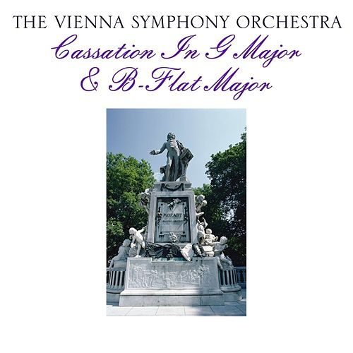 Cassation in G Major & B-Flat Major de Vienna Symphony Orchestra