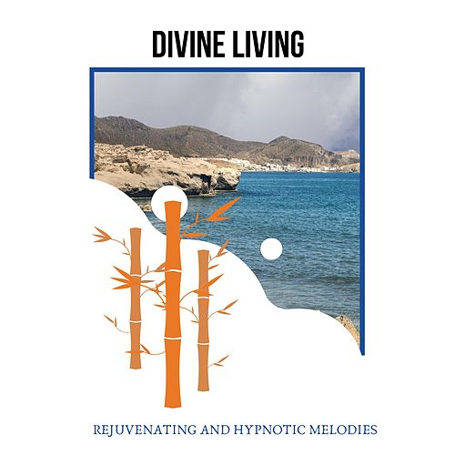 Divine Living - Rejuvenating and Hypnotic Melodies de Various