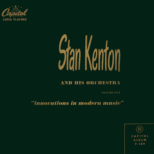 Innovations In Modern Music by Stan Kenton