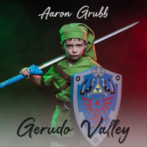 Gerudo Valley de Aaron Grubb