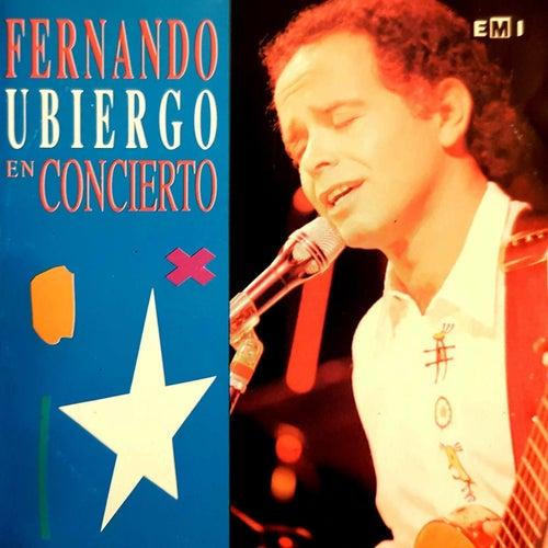 En Concierto (Live At Teatro California, Chile / 1992 / Audio) de Fernando Ubiergo