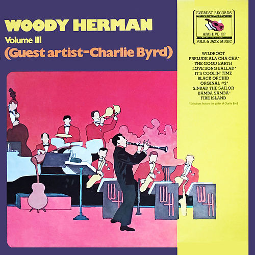 Volume III de Woody Herman