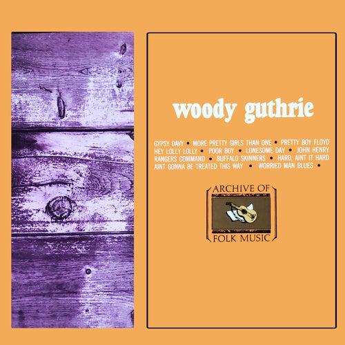 Woody Guthrie de Woody Guthrie