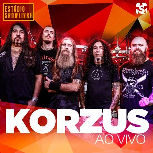 Korzus no Estúdio Showlivre (Ao Vivo) de Korzus