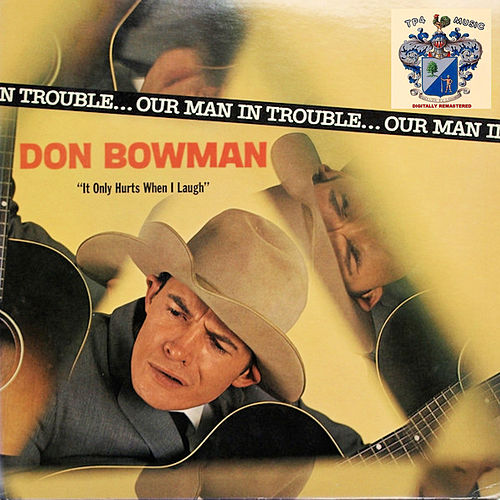Our Man in Trouble van Don Bowman