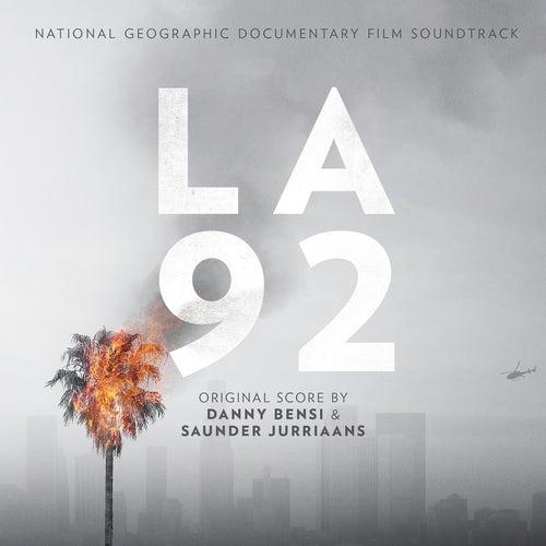 LA 92 (Original Soundtrack Album) de Danny Bensi