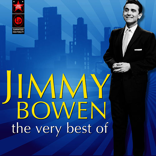The Very Best Of by Jimmy Bowen ('50s)