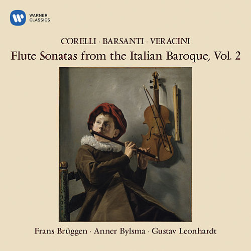 Flute Sonatas from the Italian Baroque, Vol. 2 de Frans Brüggen