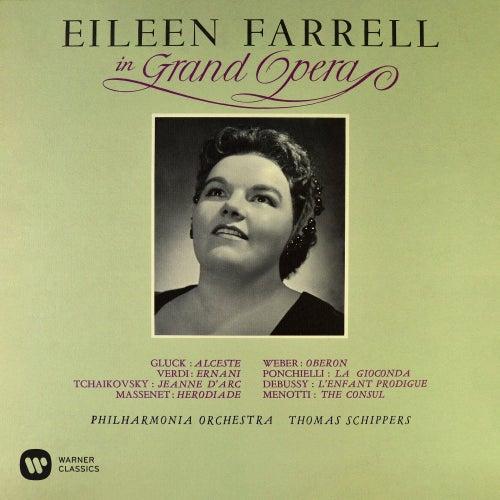 Eileen Farrell in Grand Opera by Eileen Farrell