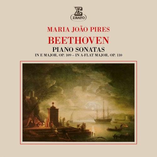 Beethoven: Piano Sonatas Nos. 30, Op. 109 & 31, Op. 110 by Maria Joao Pires