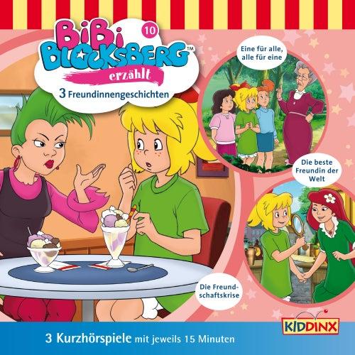 Kurzhörspiele - Bibi erzählt: Freundinnengeschichten von Bibi Blocksberg