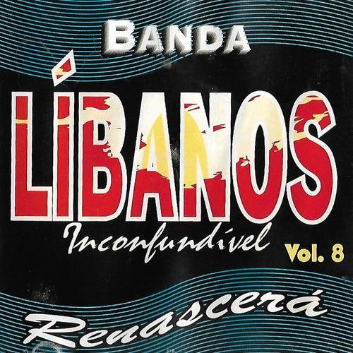 Inconfundível - Vol. 8 de Banda Líbanos
