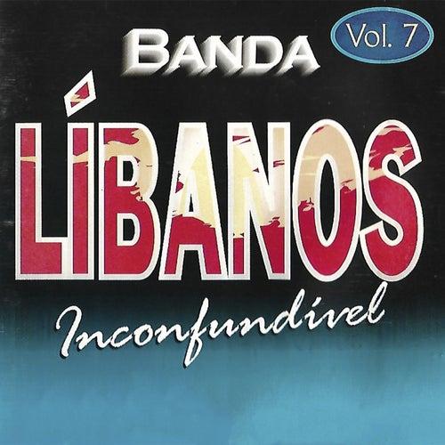 O Que Passou, Passou - Volume 07 de Banda Líbanos