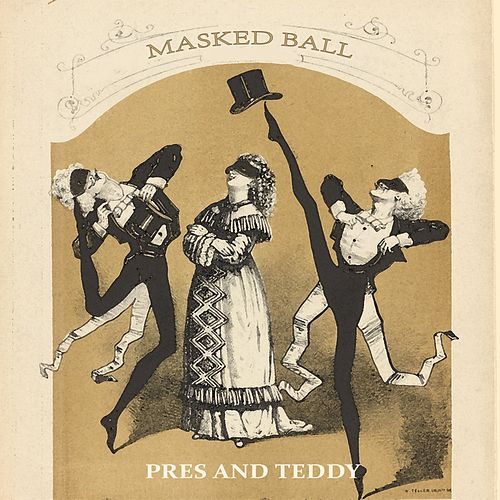 Masked Ball by Pres And Teddy, Lester Young Sextet, Count Basie All-Stars, Billie Holiday