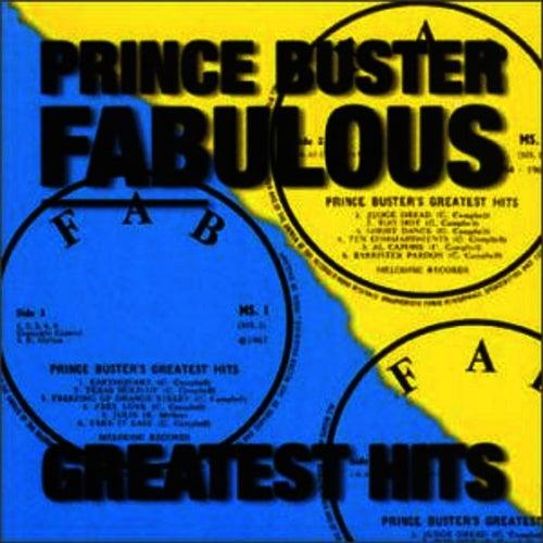 Prince Buster - Fabulous Greatest Hits [Diamond Range] de Prince Buster