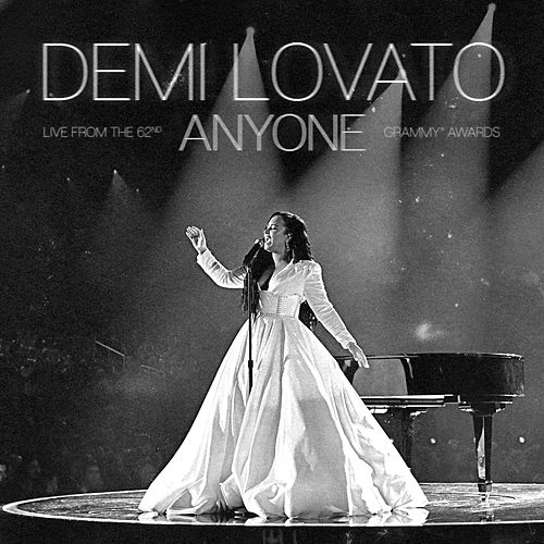 Anyone (Live From The 62nd GRAMMY ® Awards) de Demi Lovato