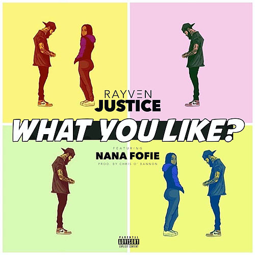 What You Like (feat. Nana Fofie) von Rayven Justice