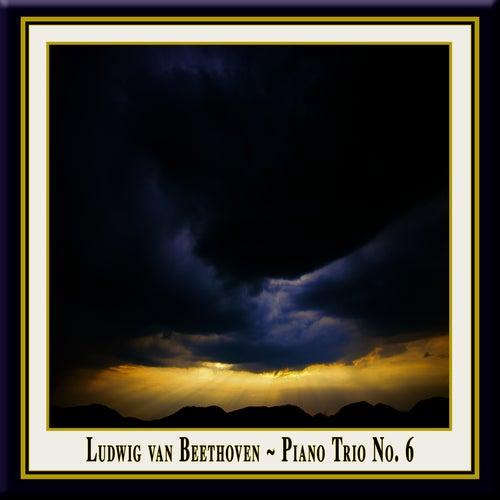 Beethoven: Piano Trio No. 6 in E-Flat Major, Op. 70, No. 2 (Live) by Trio Fontenay