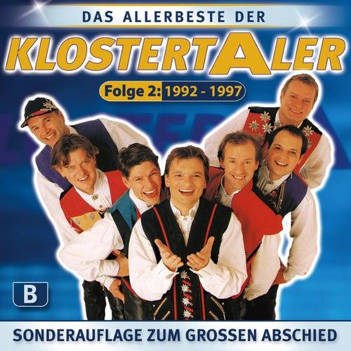 Das Allerbeste der Klostertaler Folge 2 / CD2 B (1992-1997) von Klostertaler