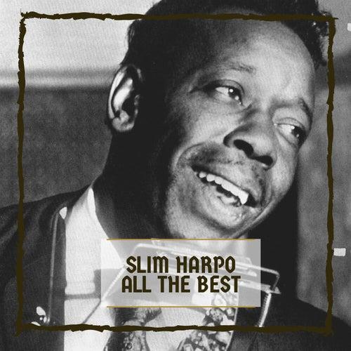 All The Best von Slim Harpo