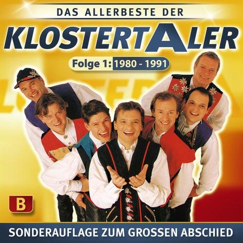 Das Allerbeste der Klostertaler Folge 1 / CD2 B  (1980-1991) von Klostertaler