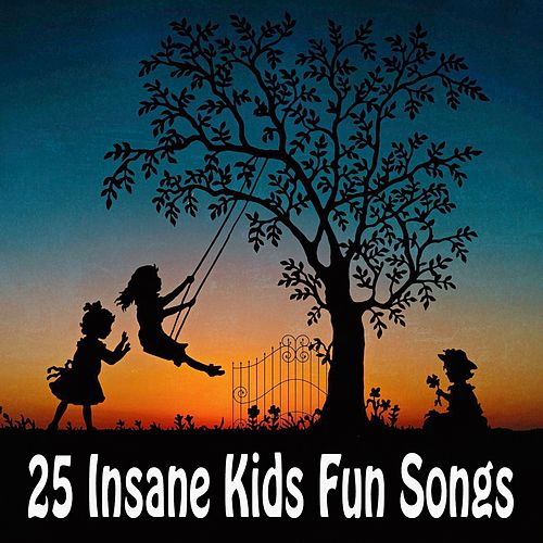 25 Insane Kids Fun Songs de Canciones Infantiles
