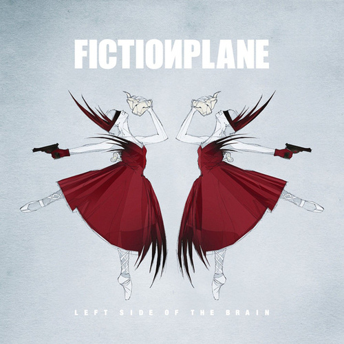 Left Side Of The Brain by Fiction Plane