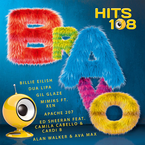 Bravo Hits, Vol. 108 von Various Artists