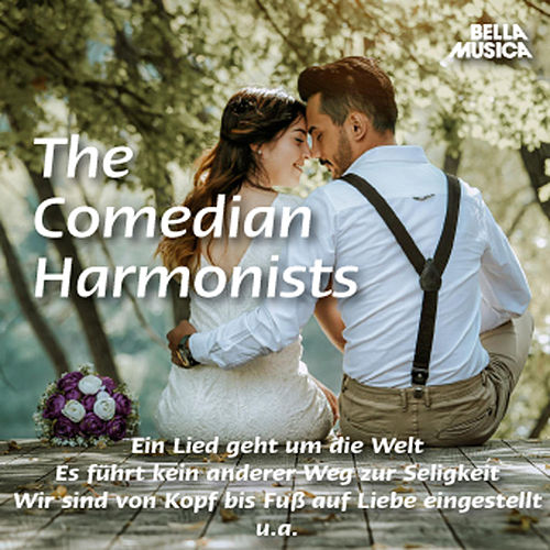Ein Lied geht um die Welt by The Comedian Harmonists