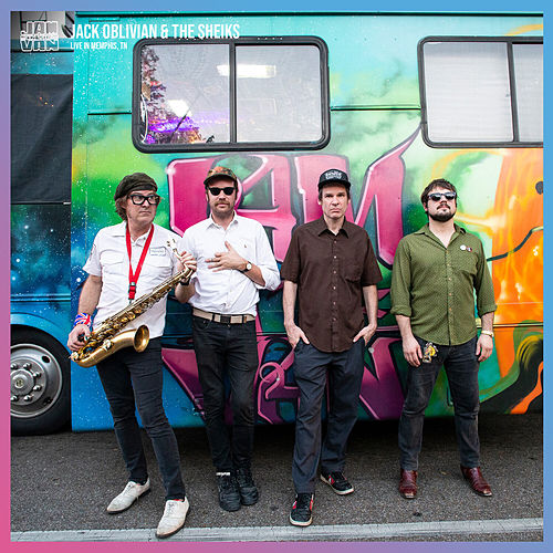 Jam in the Van - Jack Oblivian (Live Session, Memphis, TN, 2019) de Jam in the Van