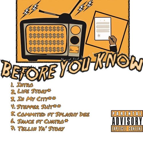 Before You Know de Ray 2 Low