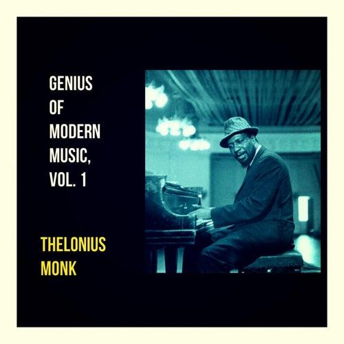 Genius of Modern Music, Vol. 1 de Thelonious Monk