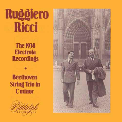 Ruggiero Ricci - The 1938 Electrola Recordings de Ruggiero Ricci