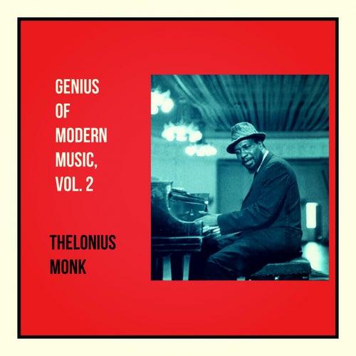 Genius of Modern Music, Vol. 2 de Thelonious Monk