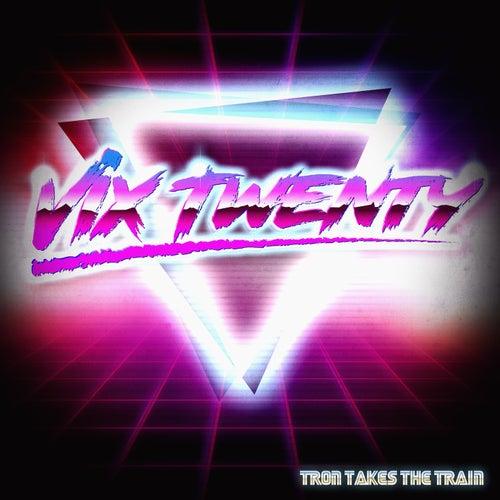 Tron Takes the Train by Vix 20