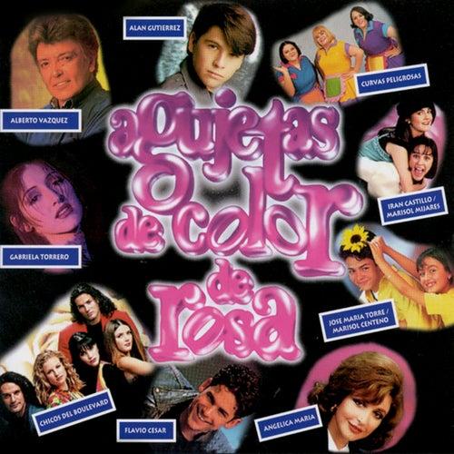 Agujetas de Color de Rosa (Soundtrack Original de la Telenovela) de Various Artists