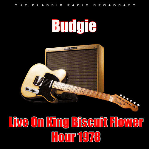 Live On King Biscuit Flower Hour 1978 (Live) by Budgie